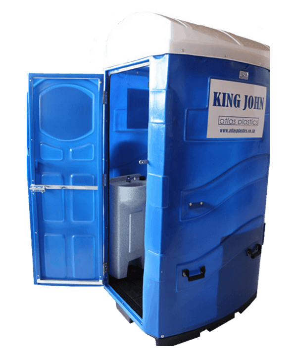 Luxury Range King John Mobile Toilet