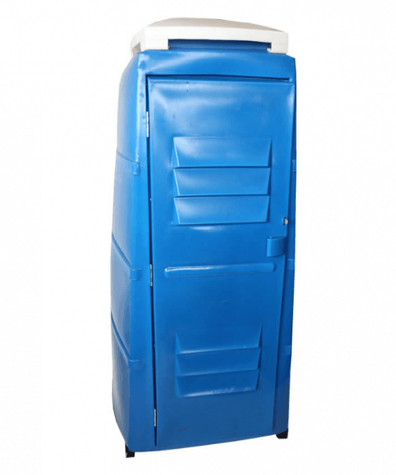 General Range Rectangular Mobile Toilet