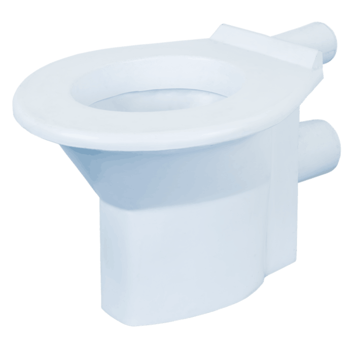 Viking™ Toilet Pan - White