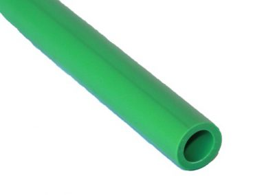Metric Green PPR Pipe